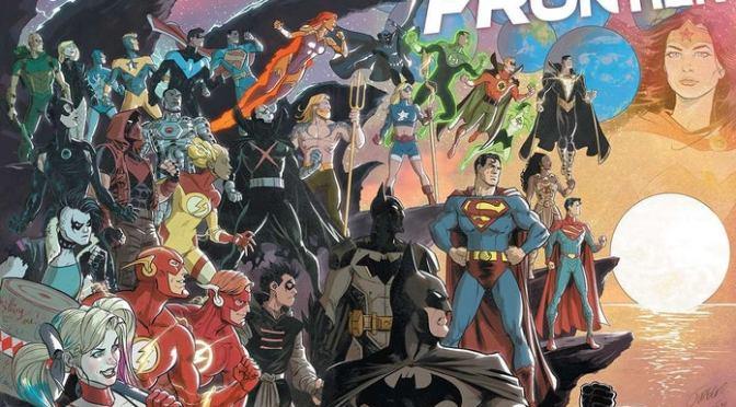 Infinite Frontier será a nova fase da DC nos quadrinhos