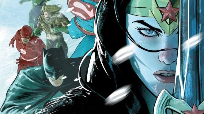 Liga da Justiça aparece em prévia de Endless Winter #1