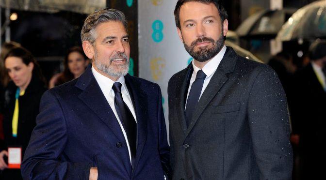 The Tender Bar | Ben Affleck estrelará filme dirigido por George Clooney