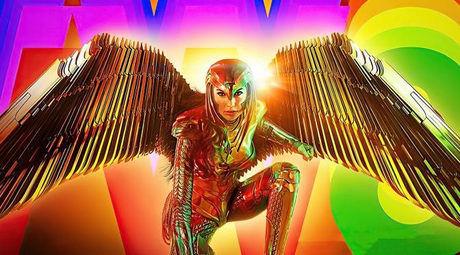 Mulher-Maravilha 1984 chega hoje aos cinemas