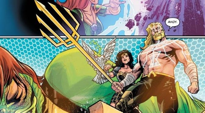 DC Comics cancela Aquaman: Terra Um