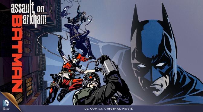 Crítica: Batman – Ataque ao Arkham (2014)
