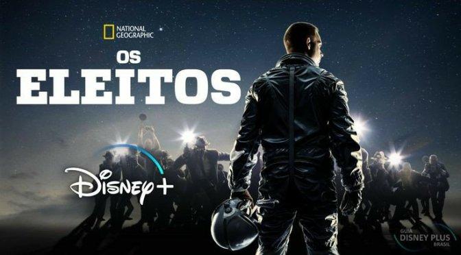 Série 'Os Eleitos' da Disney+ ganha data de lançamento