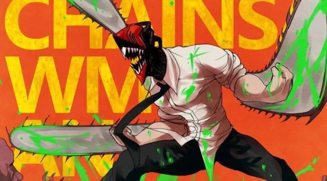 Recomendação de mangá: Chainsaw Man