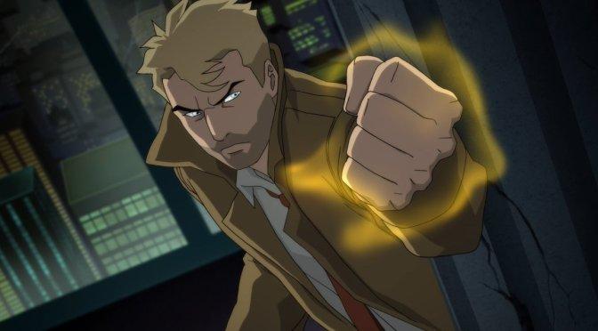 Constantine, Besouro Azul e outros heróis irão ganhar animação pela DC