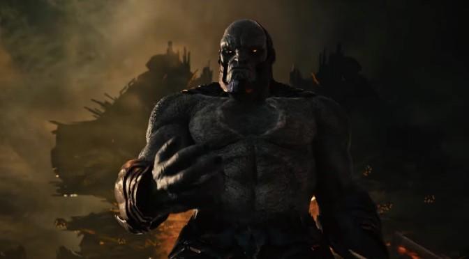 Snyder Cut | Darkseid e Lobo da Estepe ganham novas imagens