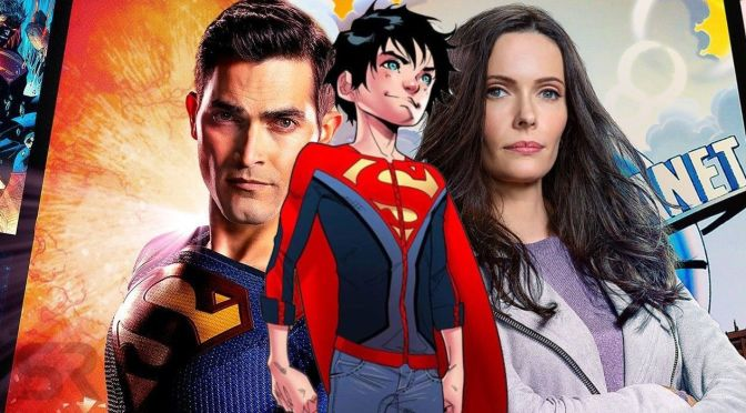 Superman & Lois ganha pôster e nova imagem destacando o casal