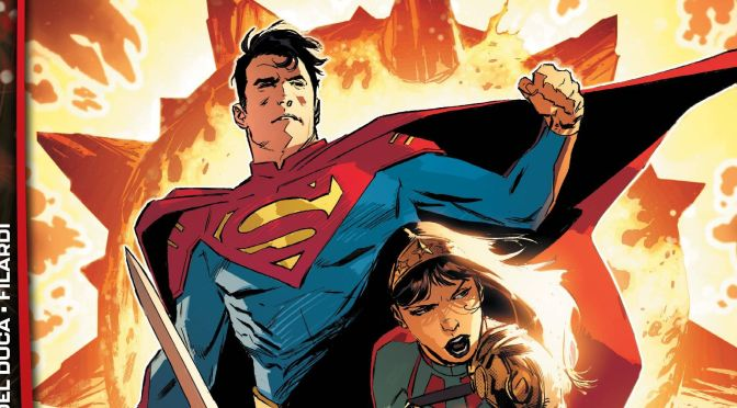 Review: Future State   Superman/Mulher-Maravilha #1 (2021)
