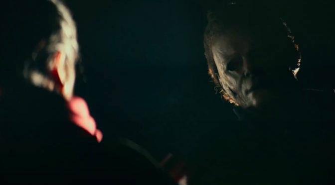 Halloween Kills ganha nova imagem assustadora de Michael Myers