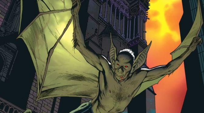 Confira a prévia de Man-Bat #1