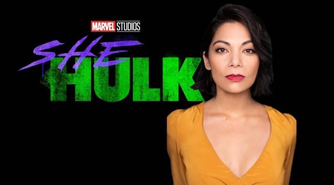 Ginger Gonzaga entra para o elenco de She-Hulk