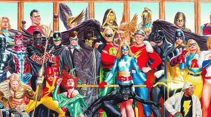Animação da Sociedade da Justiça ganha primeira imagem e elenco