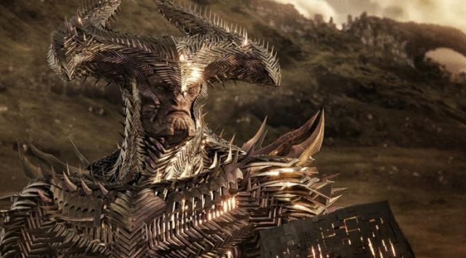Zack Snyder divulga nova imagem do Lobo da Estepe