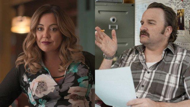 Alison Araya e Lenny Jacobson se juntam ao elenco de Pacificador