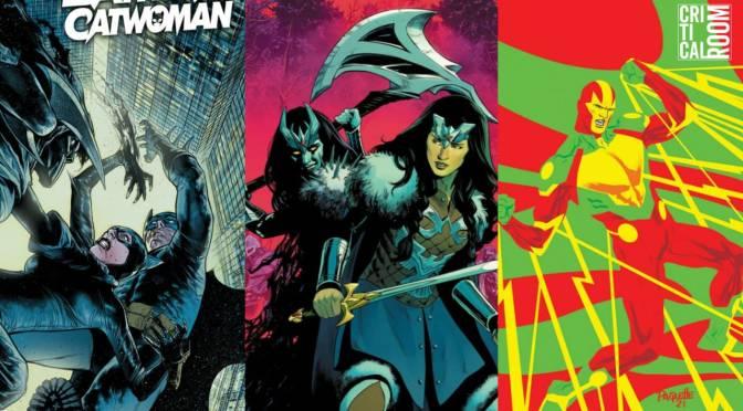 Solicitações de quadrinhos da DC Comics para maio