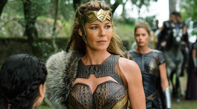 Connie Nielsen fala sobre o spin-off das Amazonas