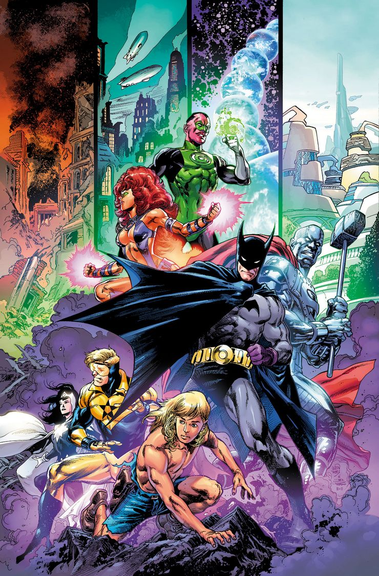 DC-GENERATIONS