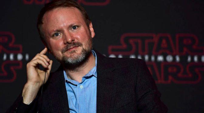 Rian Johnson continua desenvolvendo sua trilogia para Star Wars