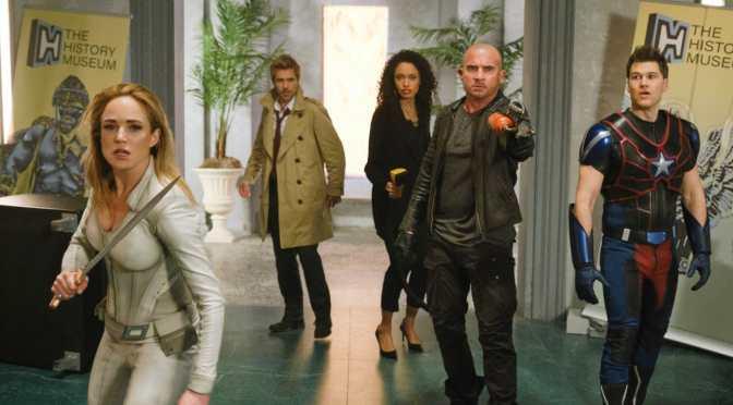 6ª temporada de Legends of Tomorrow ganha data de estreia