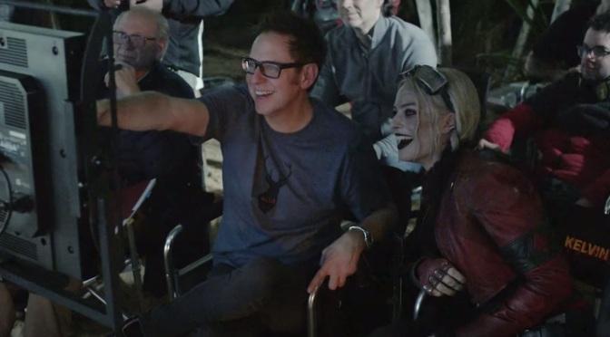 James Gunn e Margot Robbie podem estar envolvidos em novo projeto para a DC