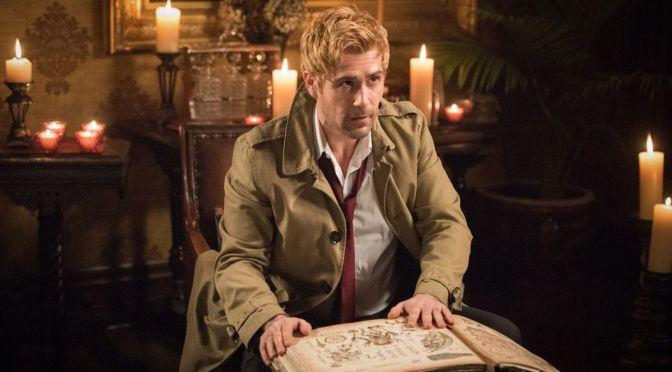 Série do Constantine recebeu luz verde pela HBO Max