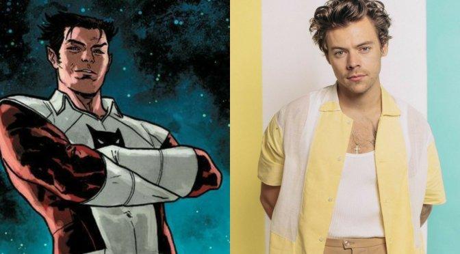 Harry Styles pode fazer parte do elenco de  Eternos