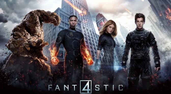 Semana Heroica #1 | O que motivou o fracasso do reboot do Quarteto Fantástico?