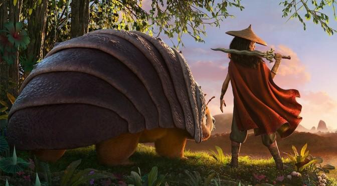 Raya e o Último Dragão chega aos cinemas no dia 5 de março