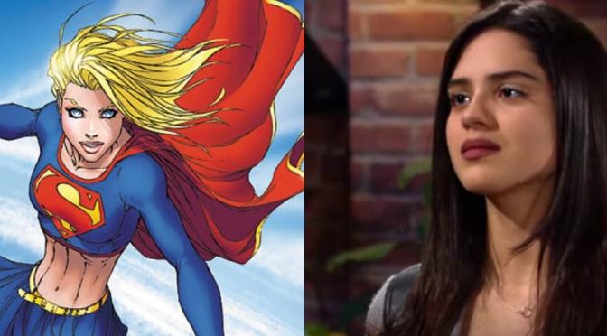 Warner escala Sasha Calle para ser a Supergirl em The Flash