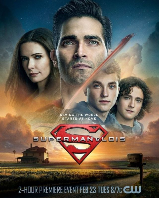 Superman-and-Lois-poster
