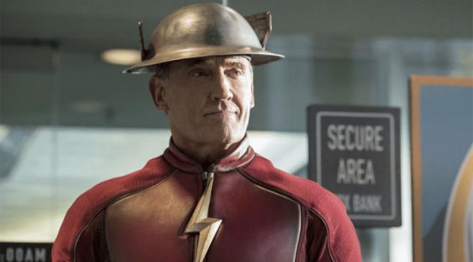 John Wesley Shipp irá reprisar papel do Flash da Era de Ouro em Stargirl