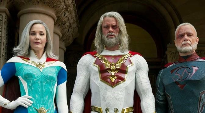 WonderCon 21 | Mark Millar traz o elenco completo de O Legado de Júpiter
