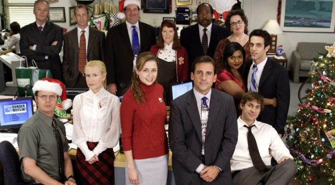 Há 16 anos The Office estreava na TV americana
