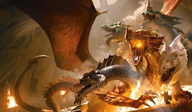 Game de Mundo aberto de Dungeons & Dragons está sendo desenvolvido