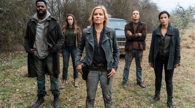 WonderCon 21 | Elenco de Fear the Walking Dead promete final épico na 6ª temporada