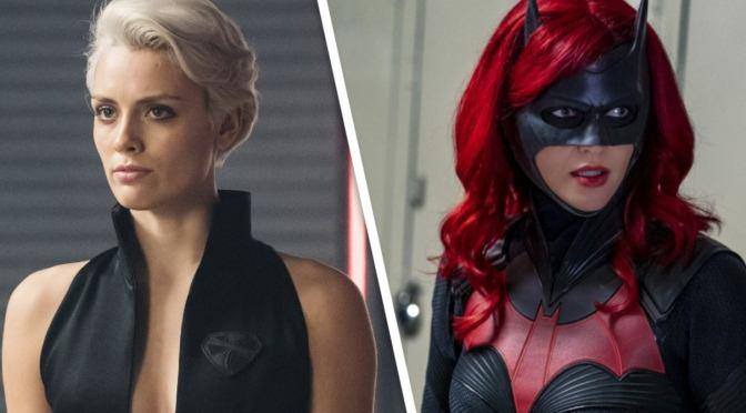 Wallis Day será Kate Kane na 2ª temporada de Batwoman
