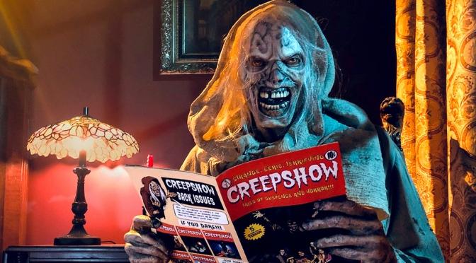 WonderCon 21 | Confira a prévia da 2ª temporada de Creepshow