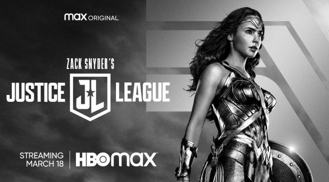 Mulher-Maravilha ganha teaser no Snyder Cut; veja