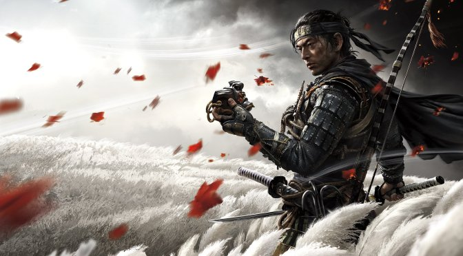 Ghost of Tsushima ganhará um filme live-action