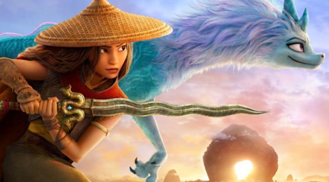 Crítica: Raya e o Último Dragão (2021)