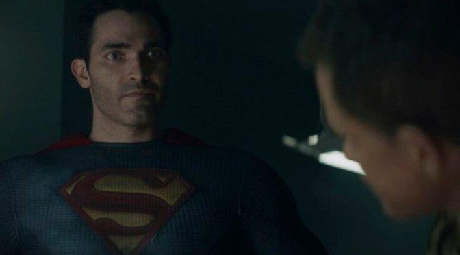 Superman enfrenta vilão em promo do 5º episódio de Superman & Lois