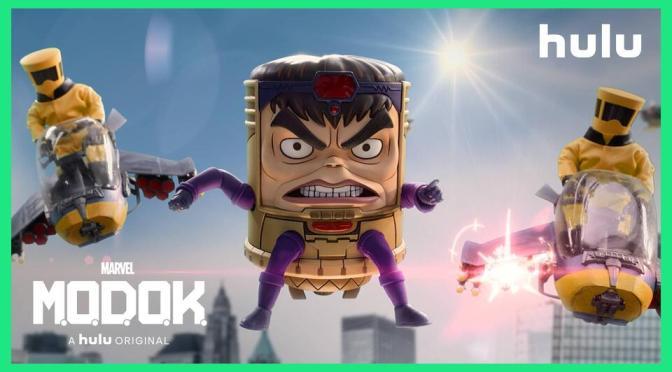 WonderCon 21 | M.O.D.O.K ganha prévia inédita