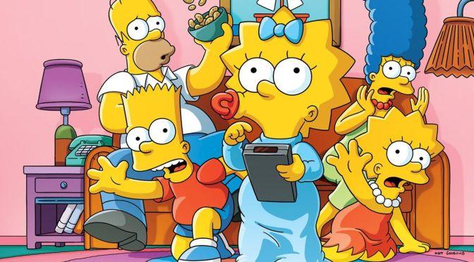Os Simpsons é renovada por mais duas temporadas