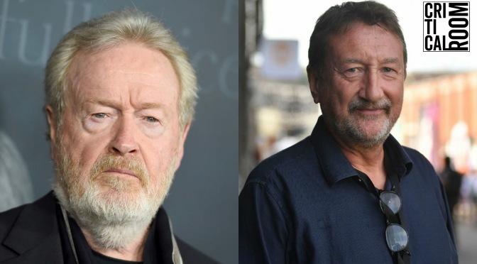 Ridley Scott e Steven Knight se juntam em série sobre a 2ª Guerra Mundial