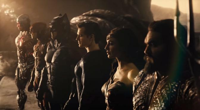 Crítica: Liga da Justiça de Zack Snyder (2021)