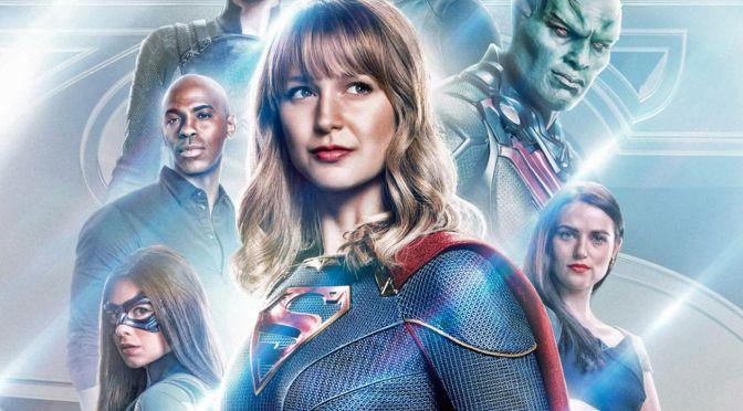 6ª temporada de Supergirl ganha data de estreia