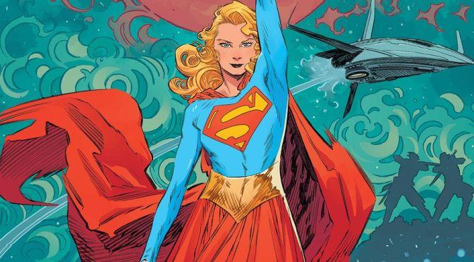 Tom King escreverá série mensal da Supergirl em Infinite Frontier