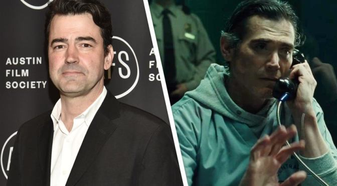 Ron Livingston será Henry Allen em The Flash