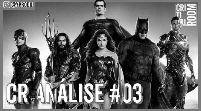 Veredito final da Liga da Justiça de Zack Snyder