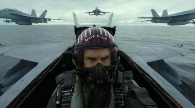 Top Gun: Maverick é adiado no Brasil